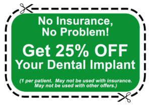 Dental Implant Coupon | Berkeley Dental Care | Berkeley IL