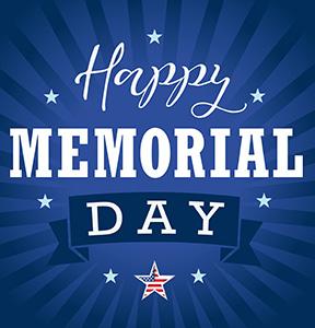Happy Memorial Day | Berkeley Dental Care