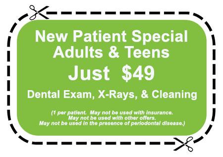 Dental Coupon - Berkeley Dental Care - Berkeley IL